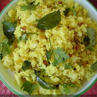 Upma Hot Oven Sinhala Recipe