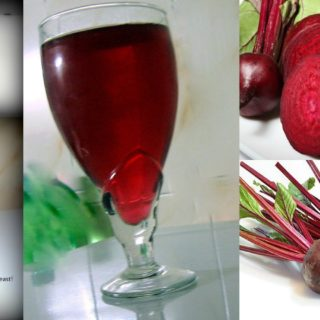 Beetroot wine