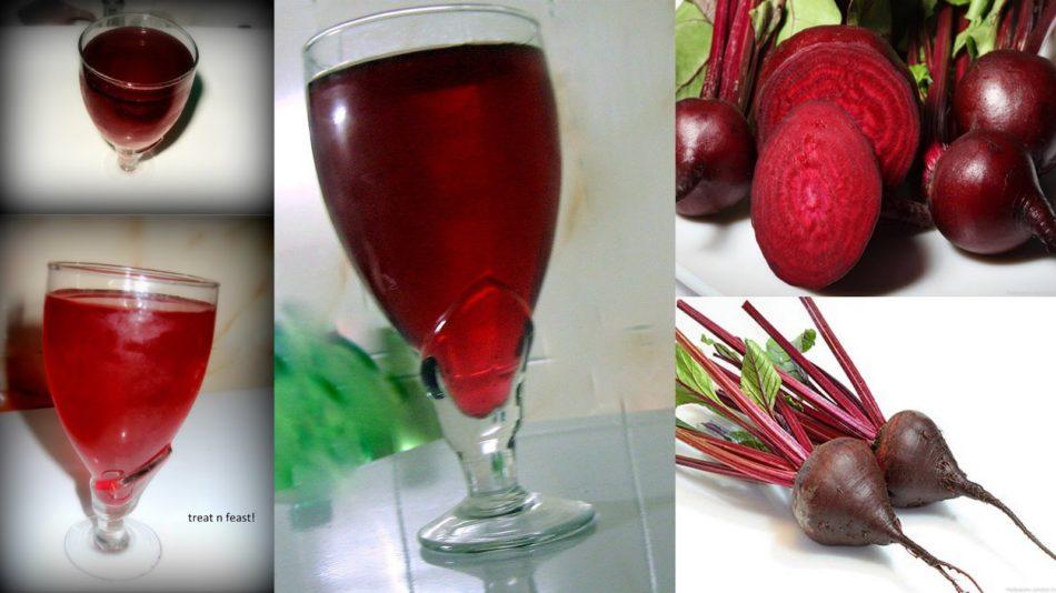 Beetroot wine