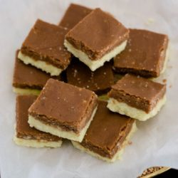 Milk Chocolate Barfi