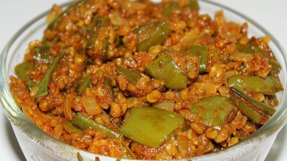 Aloe vera Curry Hot Oven Sinhala Recipe