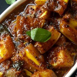 mango maluwa Hot oven Sinhala Recipe