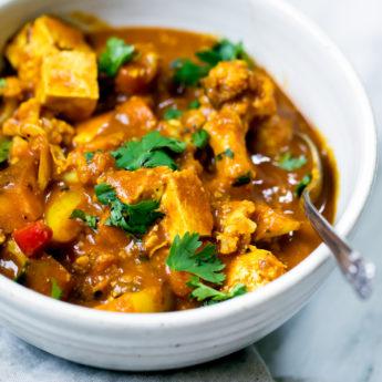 tofu curry Hot Oven Sinhala Food Recipe